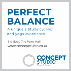 Concept Studio in The Point, Sea Point, Cape Town