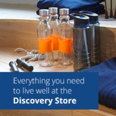 Discovery Store in Sea Point, Cape Town