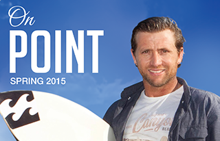 On Point - Spring 2015 Edition