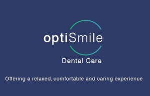 optiSmile Dental Care Logo