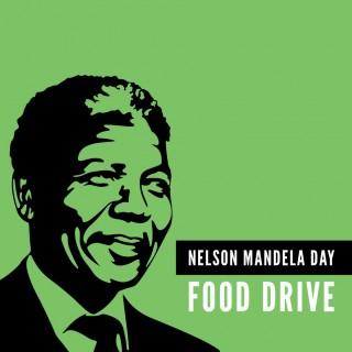 Nelson Mandela Food Drive