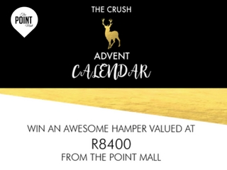 The Point Mall Crush Advent calendar competition