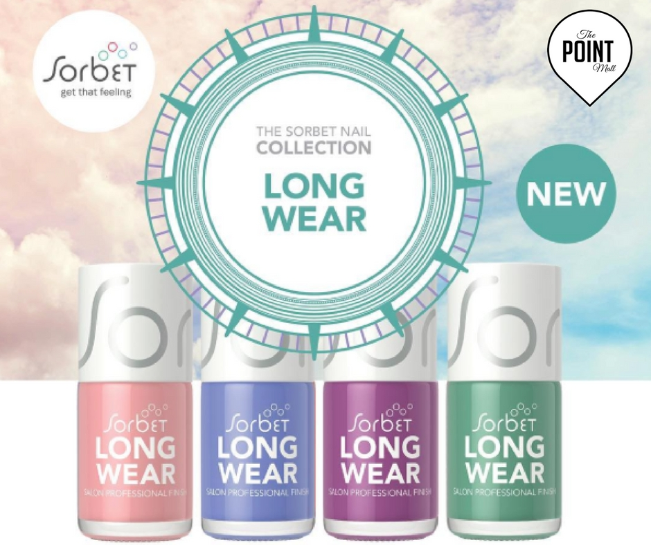 Sorbet long wear nail polish