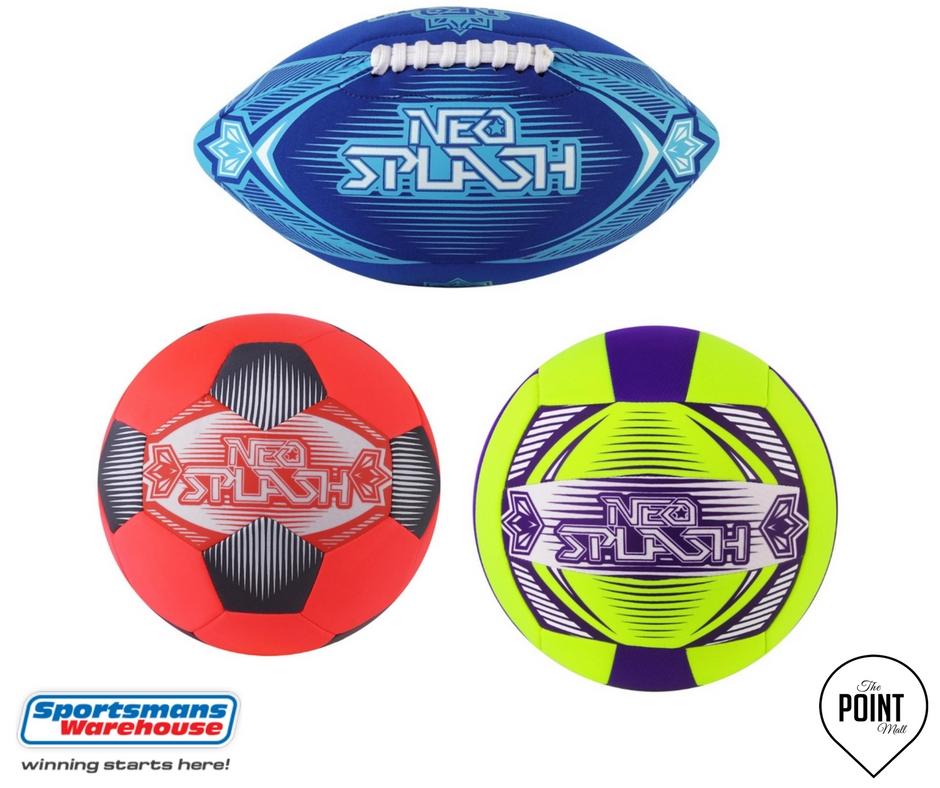 Sportsmans Warehouse beach ball specials